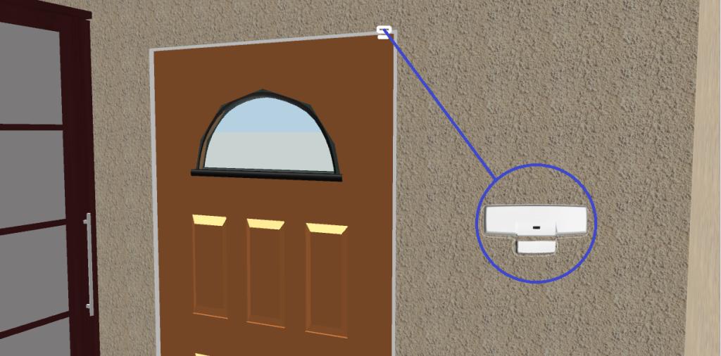СМК Входная дверь