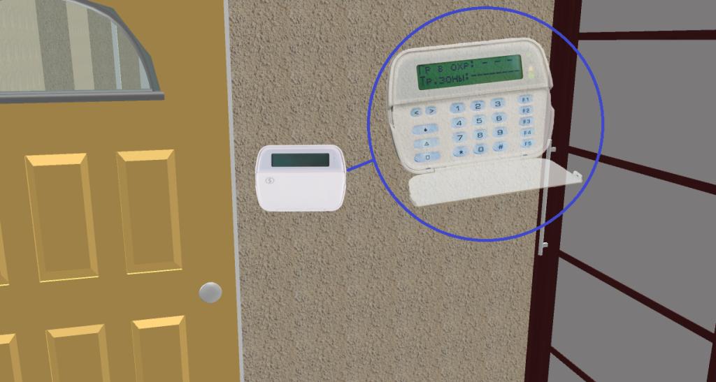 Охранное оборудование для коттеджа и частного дома