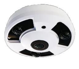 панорамная видеокамера BSP Security 2MP-DOM-1.8